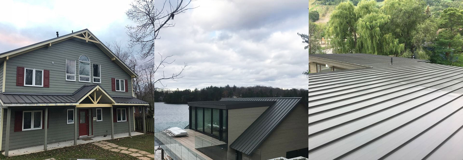 Steel Metal Roofing Barrie Orillia Toronto